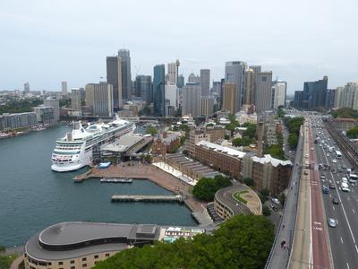 Sydney Hafenbrücke 4