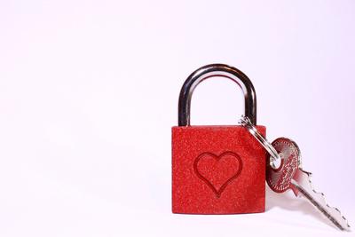 Schlüssel zum Herzen...