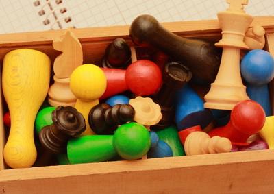 Vielfalt in der Kiste