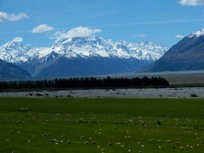 Mount Cook NZ 2