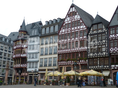 Frankfurt im Winter 4