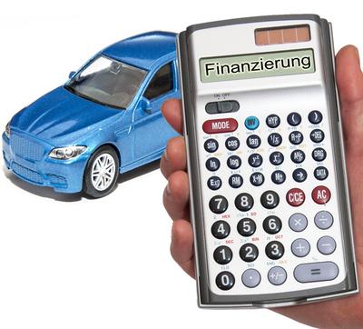 Auto - Finanzierung