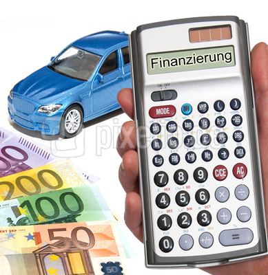 Fahrzeug - Finanzierung