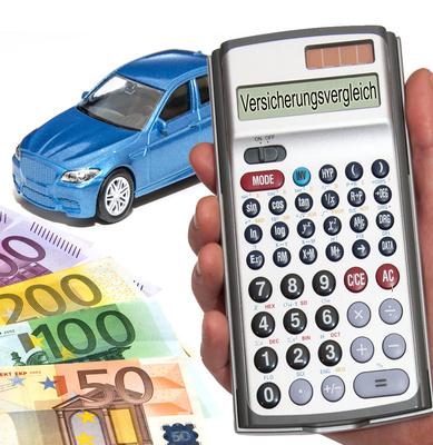 Fahrzeug - Versicherungsvergleich