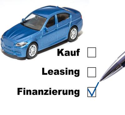 Autofinanzierung / leasing / kauf