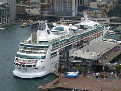 Sydney Kreuzfahrtterminal