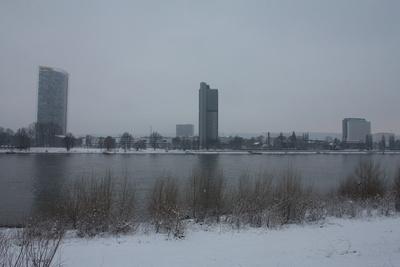 Bonn im Winter