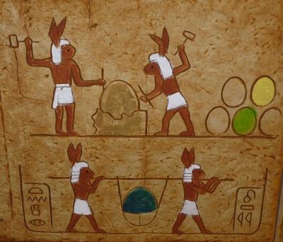 Osterhase in Ägypten 1