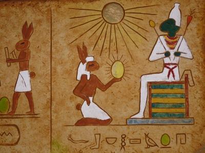 Osterhase in Ägypten 2