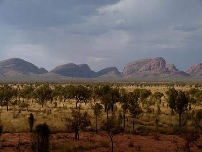 Die Olgas (am Uluru) 1