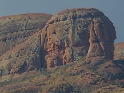 Die Olgas (am Uluru) 2