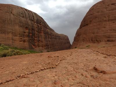 Die Olgas (am Uluru) 3