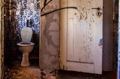 Toilette Marode