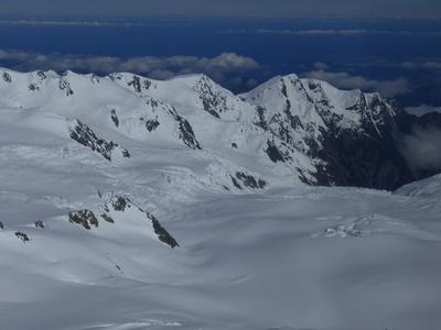 Gletscher Neuseelands 2