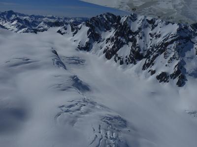 Gletscher Neuseelands 5