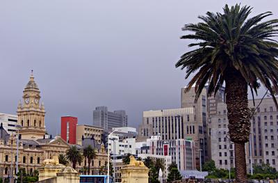 Der Grand Parade, Kapstadt