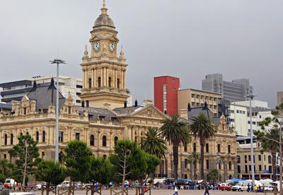 City Hall, Kapstadt