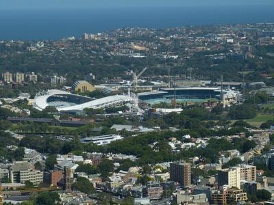 Sydney von oben 5