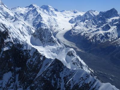 Gletscher Neuseelands 1