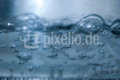bubbles in the waterboiler
