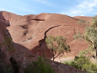 Uluru (Detail) 1
