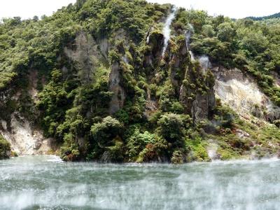 Vulkanisch in Neuseeland 3