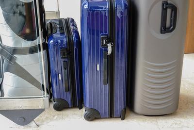 Gute Reise - Koffer