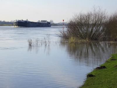 Schifffahrt auf der Weser