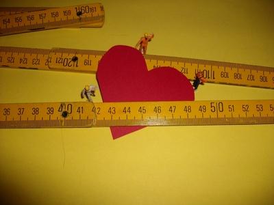 Herz vermessen