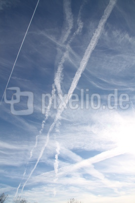 Chemtrails am Himmel_2