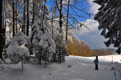 Kleine Winterwanderung