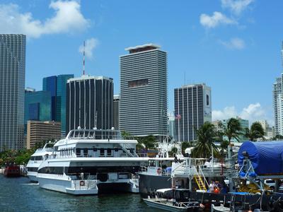 Hafen Miami