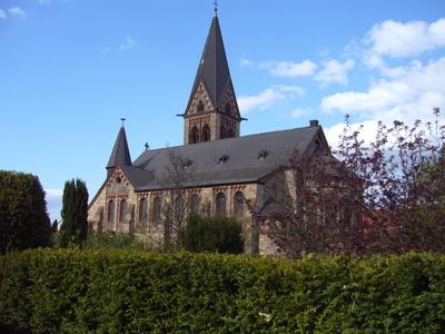 Kirche St. Remigius in Wöllstein