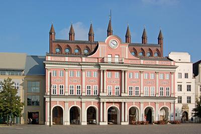 Rathaus Rostock