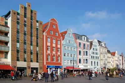 Rostocker Altstadt - Kröpeliner Straße