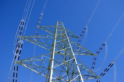 Elekterizität in den Bergen