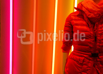 Leuchtende Modewelt 1