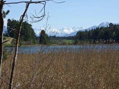 Vom Fohnsee ins Karwendel
