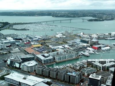 Modernes Auckland NZ