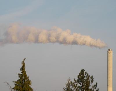 CO 2 - Umweltverschmutzung