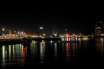 Kiel nachts