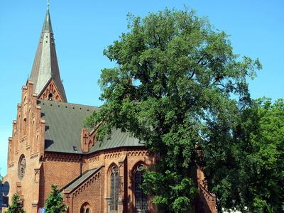 Kirche in Warnemünde - 1