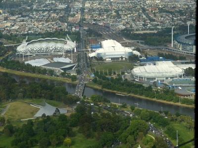 Sportstätten (Melbourne) 2