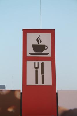 Zeit für Kaffee und eine kleine Rast