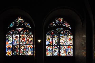 Ulm - Westfenster im Münster