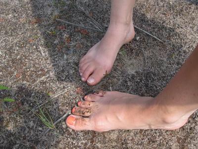 zeigt her eure Füße...