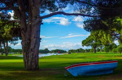 Gloria-Golf-Resort New Course, Grün 9