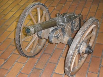 Alte Steyrer Kanone