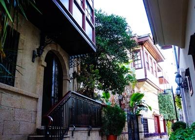 Altstadt von Antalya (renoviert)