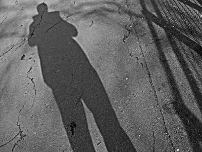 Schattenphotograph